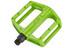 NC-17 STD Zero Pro bmx pedalen groen